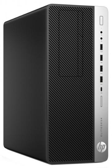 HP EliteDesk 800 G4 TWR/ i7-8700/ 8GB DDR4/ 256GB SSD/ Intel HD/ DVD-RW/ W10P+usb klávesnice a myš 4KW72EA#BCM