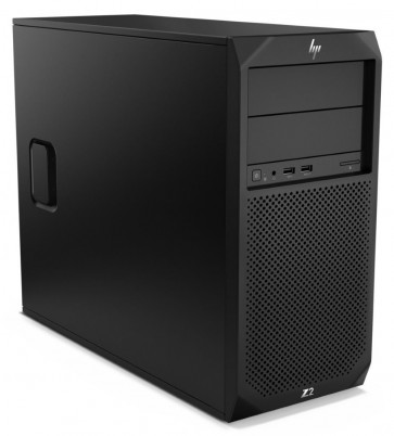 HP Z2 G4 TWR/ Xeon E-2124G/ 16GB DDR4-2666/ 256GB SSD/ Nvidia P620 2GB/ DVD-RW/ W10P + kbd,myš 5HZ91ES