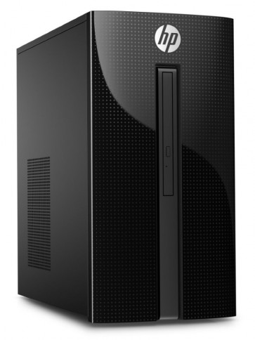 HP 460-a2005nc/ J3710/ 8GB DDR4/ 1TB (7200)/ Intel HD Graphics/ DVD-RW/ W10H + kbd, myš 4XF57EA#BCM