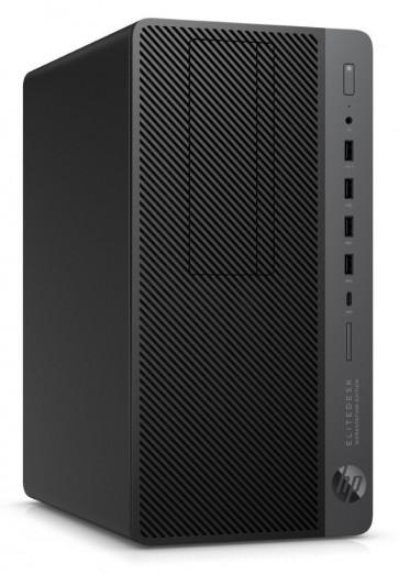 HP EliteDesk 705 G4 MT/ Ryzen 7 Pro 2700X/ 32GB DDR4-2666/ 256GB SSD/ GeForce GTX 1060 3GB/ DVD-RW/W10P/ 3yw + kbd,myš 5JA28EA#BCM
