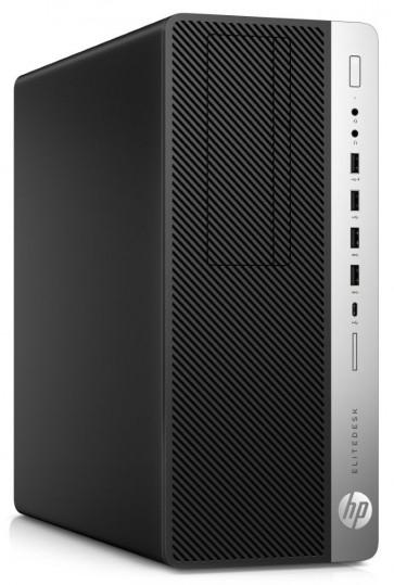HP EliteDesk 800 G5/ TWR/ i7-9700/ 16GB DDR4/ 512GB SSD/ Radeon RX 580 8GB/ DVD-RW/ W10P + kbd, myš 7PE94EA#BCM