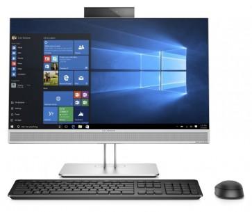 """HP ProOne 800 G5 AiO/ i7-9700/ 8GB DDR4/ 512GB SSD/ Intel UHD 630/ 23,8"""" FHD IPS Touch/ DVD-RW/ W10P bk+silver +kbd,myš 7AB95EA"""