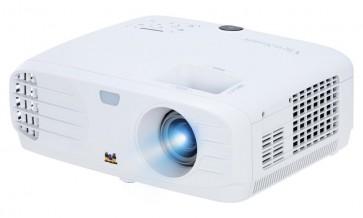 ViewSonic PG705HD / Full HD 1080p/ DLP projektor/ 4000 ANSI/ 12000:1/ Repro/ HDMI/ VGA/ LAN/ USB PG705HD