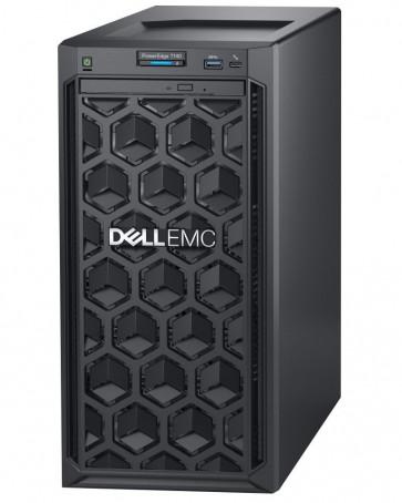 DELL PowerEdge T140/ E-2134/ 16GB/ 2x 4TB NLSAS/ H330/ DVDRW/ 2x GLAN/ iDRAC 9 Bas./ 1x 365W/ 3Y Basic on-site T140-6077