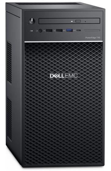 DELL PowerEdge T40/ Xeon E-2224G/ 8GB/ 2x 480GB SSD RAID 1 + 1x 1TB (7200)/ DVDRW/ 3Y PS NBD on-site T40-824811-3PS