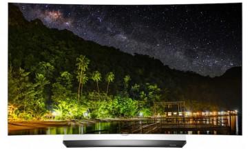 Televízor LG OLED55C6 strieborná
