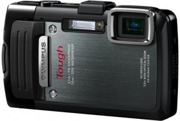 Digitálny fotoaparát Olympus TG-830 čierny