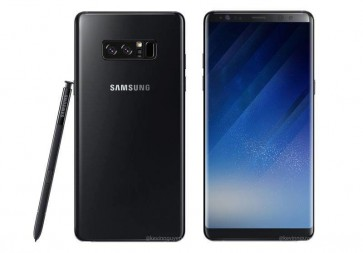 Samsung Galaxy Note 8 64GB čierny