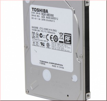 Toshiba HDD Mobile 500GB 5400rpm, SATA  (MQ01ABD050) 8MB Cache SATA 3.0Gb/s 2.5""