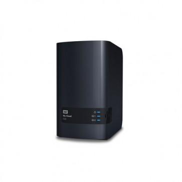 WESTERN DIGITAL My Cloud EX2 2x6TB, (WDBVKW0120JCH-EESN)