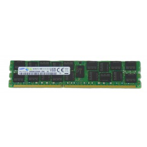 SAMSUNG 16GB PC3-14900R DDR3-1866 REGISTERED ECC 2RX4 CL13 M393B2G70QH0-CMAQ8
