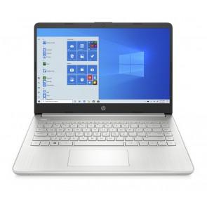 """HP 14s-dq1001nc/ i3-1005G1/ 8GB DDR4/ 512GB SSD / Intel UHD/ 14"""" FHD IPS/ W10H/ Stříbrný 1V2E2EA#BCM"""