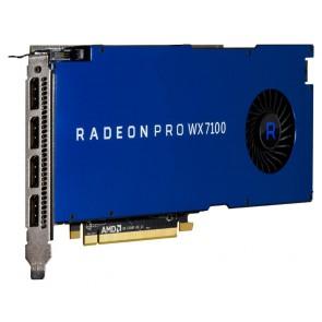 POŠKOZENÝ OBAL - AMD Radeon Pro WX 7100 / 8GB GDDR5 / PCI-E / 4x DP / active ACZ5500V