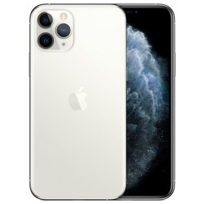 "Apple iPhone 11 Pro 64GB Silver   5,8"" OLED/ 6GB RAM/ LTE/ IP68/ iOS 13 mwc32cn/a"