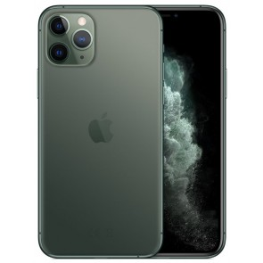 "Apple iPhone 11 Pro 512GB Midnight Green   5,8"" OLED/ 6GB RAM/ LTE/ IP68/ iOS 13 mwcg2cn/a"
