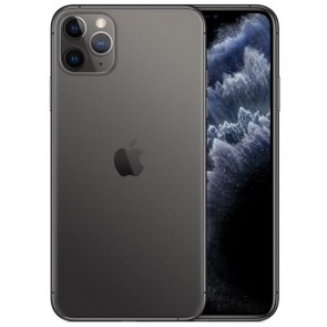 "Apple iPhone 11 Pro Max 64GB Space Grey   6,5"" OLED/ 6GB RAM/ LTE/ IP68/ iOS 13 mwhd2cn/a"