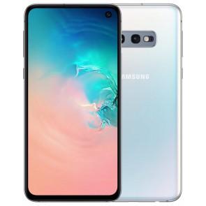 "Samsung Galaxy S10e (G970) - white   5.8"" AMOLED/ DualSIM/ 128GB/ 6GB RAM/ LTE/ IP68/ Android 9 SM-G970FZWDXEZ"