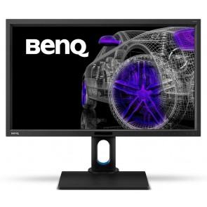 """BENQ 27"""" LED BL2711U/ 3840x2160/ LBL/ FF/ IPS panel/ 20M:1/ 4ms/ DVI/ HDMI/ DP/ USB/ repro/ černý 9H.LD2LB.QBE"""