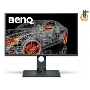 "BENQ 32"" LED PD3200Q/ AMWA+ panel/ 2560x1440/ 20M:1/ 4ms/ DVI/ HDMI/ DP/ USB/ FF/ LBL/ černý 9H.LFALA.TBE"