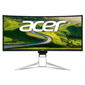 "ROZBALENÉ - POŠKOZENÝ OBAL - Acer LCD XR382CQKbmijphuzx/ 37,5"" IPS LED Curved/ UW-QHD/ 300cd/ 5ms/ HDMI/DP/USB/repro/VESA... MONA4045V"
