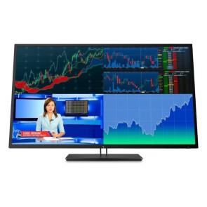 """POŠKOZENÝ OBAL - HP Z43 42,51""""/ 3840x2160/ IPS/ 8ms/ 350 cd/m2 / DP/ mDP/ USB-C/ HDMI/ matný/ černý/ 3yw MONC0005V"""