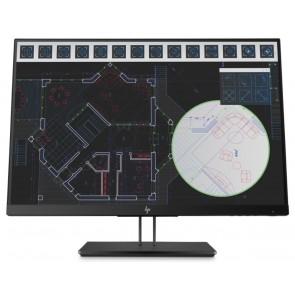 """HP 24"""" LED Z24i G2/ 1920x1200/ IPS/ 16:9/ 5ms/ 300 cd/m2 / DP/ HDMI/ 2xUSB 3.0/ D-Sub/ matný/ černý 1JS08A4#ABB"""