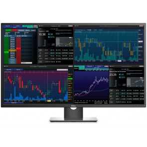 "DELL P4317Q UltraSharp/ 43"" LED/ 16:9/ 3840x2160/ 1000:1/ 6ms/ UHD/ 2xHDMI/ DP/ mDP/ VGA/ 4x USB 3.0/ IPS/ 3YNBD on-site P4317Q"