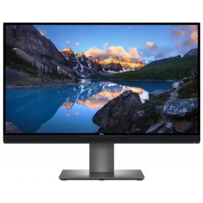 """DELL UP2720Q Ultrasharp/ 27"""" LED/ 16:9/ 4K HDR 3840x2160/ IPS/ 1300:1/ 8ms/ 4x USB/ DP/ Thnblt/2xHDMI/ černý/ 3Y on-site 210-AVBE"""