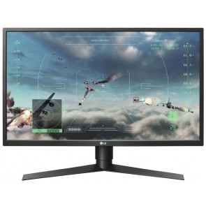 "LG Gaming monitor 27GK750F-B / 27""/ TN / 1920x1080 / 16:9 / 400cd/m2 / 2ms / 240Hz / DP/ HDMI / USB 27GK750F-B.AEU"