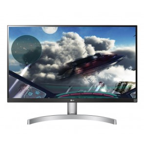 "LG monitor IPS 27UK600 27"" / 4k / 3840x2160 / 350cd/m2 / 5M:1 / 5ms / 2x HDMI / 1x DP 27UK600-W.AEU"