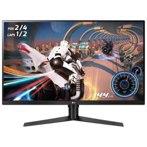 """LG Gaming monitor 32GK850F / 31,5"""" / VA / 2560x1440 / 16:9 / 400cd/m2 / 5ms / 144Hz / DP/ HDMI / USB 32GK850F-B.AEU"""