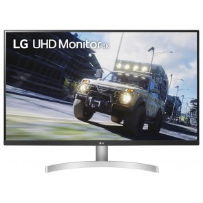 "LG monitor 32UN500 VA 4K / 31,5"" / 3840x2160 / 16:9 / 350cd/m2 / 4ms / DP/ HDMI / repro 32UN500-W.AEU"