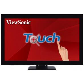 "ViewSonic TD2760/ 27""/ Touch/ VA/ 16:9/ 1920x1080/ 6ms/ 230cd/m2/ 1x DP/ 1x VGA/ 1x HDMI/ 3x USB/ 1x RS232/ Repro TD2760"