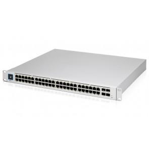 UBNT UniFi Switch USW-PRO-48-POE Gen2 - 48x Gbit RJ45, 4x SFP+, 40x PoE 802.3af/at, 8x 802.3bt USW-PRO-48-POE