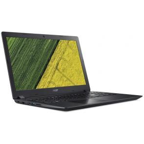 """Acer Aspire 3 (A315-51-39DH)/i3-7020U/4GB DDR4+N/128GB SSD+1TB/Intel HD/15,6"""" FHD/W10H/černý NX.GNPEC.019"""