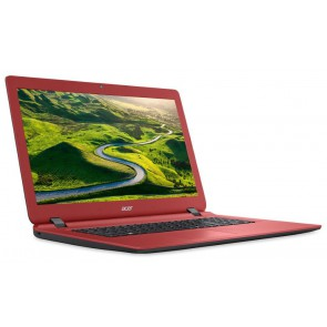 """Acer Aspire ES 17/ N3350/ 4GB DDR3L/ 1TB (5400)/ Intel HD 500/ 17,3"""" HD+/ DVD-RW/ W10H/ černá + červená NX.GH5EC.002"""