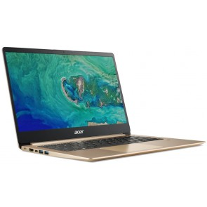 "Acer Swift 1 (SF114-32-P664)/N5000/4GB DDR4/128GB SSD/Intel UHD 605/14"" FHD IPS/W10S/zlatý NX.GXREC.002"