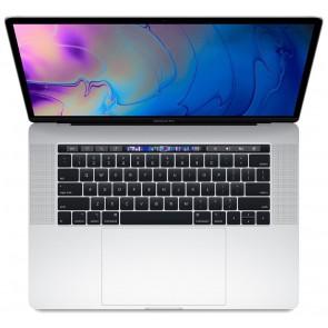 "Apple MacBook Pro 15"" Touch Bar/6-core i7 2.2GHz/16GB/256GB SSD/Radeon Pro 555X w 4GB/Silver mr962cz/a"