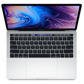 "Apple MacBook Pro 13"" Touch Bar/QC i5 2.4GHz/8GB/256GB SSD/Intel Iris Plus Graphics 655/Silver mv992cz/a"