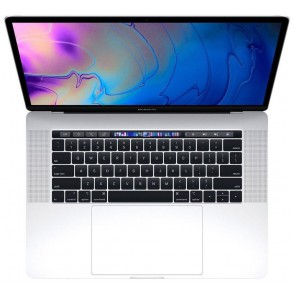 "Apple MacBook Pro 15"" Touch Bar/8-core i9 2.3GHz/16GB/512GB SSD/Radeon Pro 560X w 4GB/Silver mv932cz/a"
