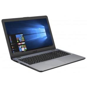 """ASUS X542UF-DM414T/ i7-8550U/ 8GB DDR4/ 128GB SSD + 1TB (5400)/ GeForce MX130/ 15,6"""" FHD TN/ DVD-RW/ W10H/ Stříbrný X542UF-DM414T"""