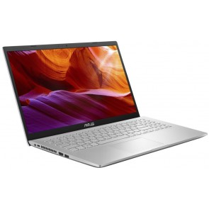 """Asus X509/ i5-8265U/ 8GB DDR4/ 512GB SSD/ MX230/ 15,6"""" FHD TN/ W10H/ Stříbrný X509FJ-EJ114T"""