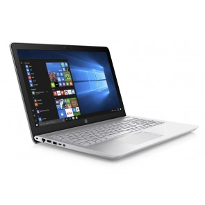"""HP Pavilion 15-cc003nc/ i3-7100U/ 4GB DDR4/ 1TB (5400)/ Intel HD 620/ 15,6"""" FHD IPS/ DVD-RW/ W10H/ stříbrný 1UZ90EA#BCM"""