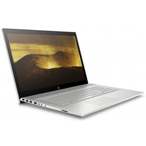 "HP Envy 17/ i7-8550U/ 16GB DDR4/ 512GB SSD/ GeForce MX150 4GB/ 17,3"" FHD IPS/ DVD-RW/ W10H/ stříbrný"