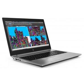 """HP Zbook 15 G5/ i7-8750H/ 8GB DDR4/ 512GB SSD/ Nvidia P1000 4GB/ 15,6"""" FHD UVWA/ W10P 4QH14EA#BCM"""