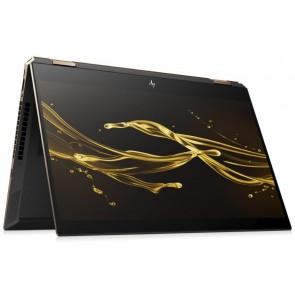 "HP Spectre x360 15-df0003nc/ i7-8750H/ 16GB DDR4L/ 512GB SSD/ GeForce 1050Ti 4GB/ 15,6"" UHD IPS Touch/ W10H/černý+stylus 5GZ48EA#BCM"