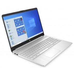 """HP 15s-fq1004nc/ i3-1005G1/ 8GB DDR4/ 256GB SSD/ Intel UHD/ 15,6"""" FHD SVA/ W10H/ Stříbrný 1Q0P4EA#BCM"""