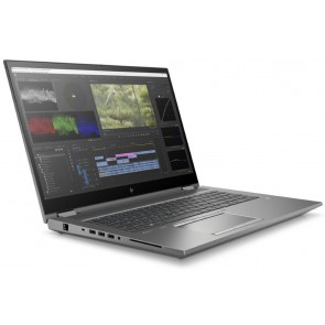 "HP Zbook 17 Fury G7/ i7-10850H/ 16GB DDR4/ 512GB SSD/ NVIDIA Quadro T1000 4GB/ 17,3"" UHD/ W10P/ šedý 119W1EA#BCM"