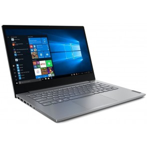"Lenovo ThinkBook 14-IIL/ i5-1035G1/ 8 GB DDR4/ 256 GB SSD/ Intel UHD/ 14"" FHD IPS/ W10H/ Šedý 20SL003HCK"