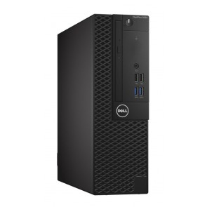 DELL OptiPlex 3050 SFF/ i5-7500/ 8GB/ 256GB SSD/ DVDRW/ W10Pro/ 3YNBD on-site 3050-8528
